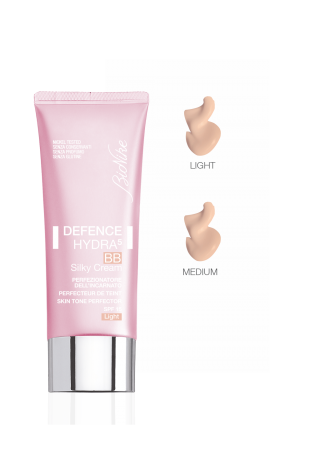 Defence Hydra5 silky cream BB