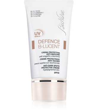 DEFENCE B-LUCENT CREMA PROTECTORA ANTIMANCHAS FPS 50